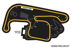 Sydney Motorsport Park Gardner Circuit – Eastern Creek GP