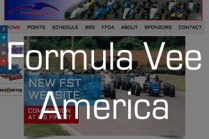 Formula Vee America