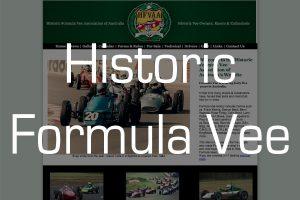 Historic Formula Vee