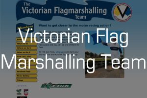 Victorian Flag Marshalling Team