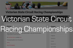 Victorian State Circuit Racing Championships