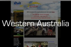 Formula Vee Association of Western Australia